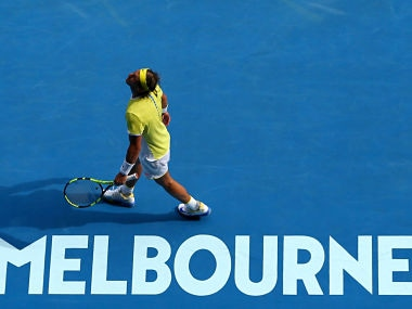 Rafael Nadal was stunned in the first round. Getty Images