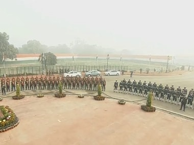 As it happened: Army's dog squad, daredevils, colourful state tableux mark 67th Republic Day parade