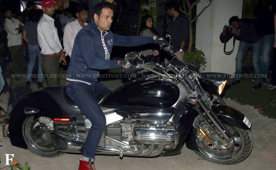 Rohit Roy at the special screening. Sachin Gokhale/Firstpost