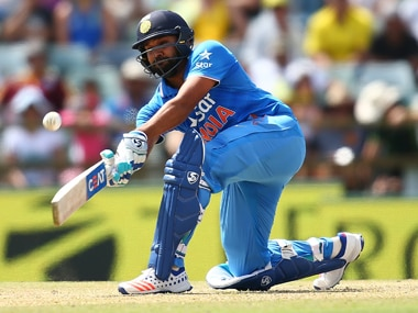 Rohit Sharma. Getty Images