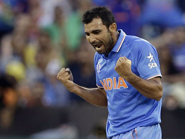 Shami's return adds penetration to the attack. Over-worked during the Australian tour last season, he was also the bowler with the most progress over the course of those four months. Reuters