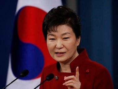 South Korea's President Park Geun-hye. AFP