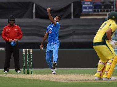 India Australia ODI series has been a run fest. AFP