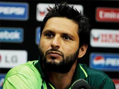 Shahid Afridi. Getty Images