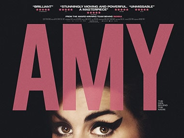Official poster of Amy.
