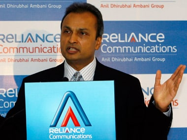 File photo of Anil Ambani. Reuters
