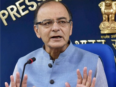 Arun Jaitley in a file photo. PTI