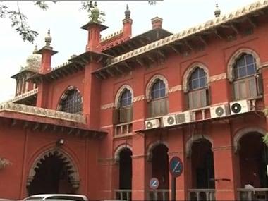 Madras HC. Image: News18