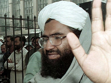 Masood Azhar in a file photo. Reuters