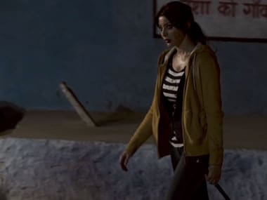 Anushka Sharma is bold in 'NH 10'. Image Courtesy: Youtube