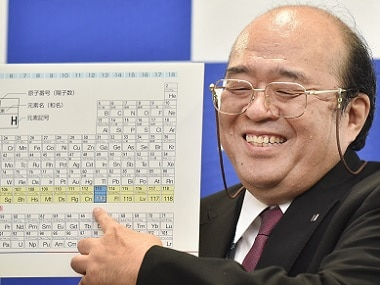 Japan creates history with chemistry as periodic table gets new members