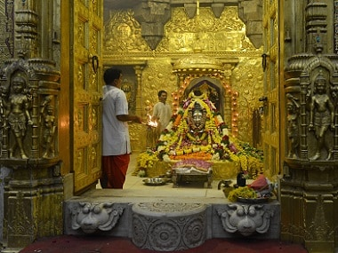 Somnath Temple. AFP