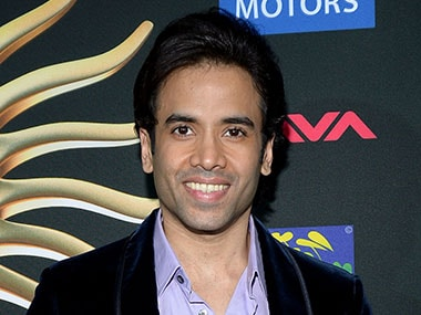 Tusshar Kapoor. Image from Getty Images.