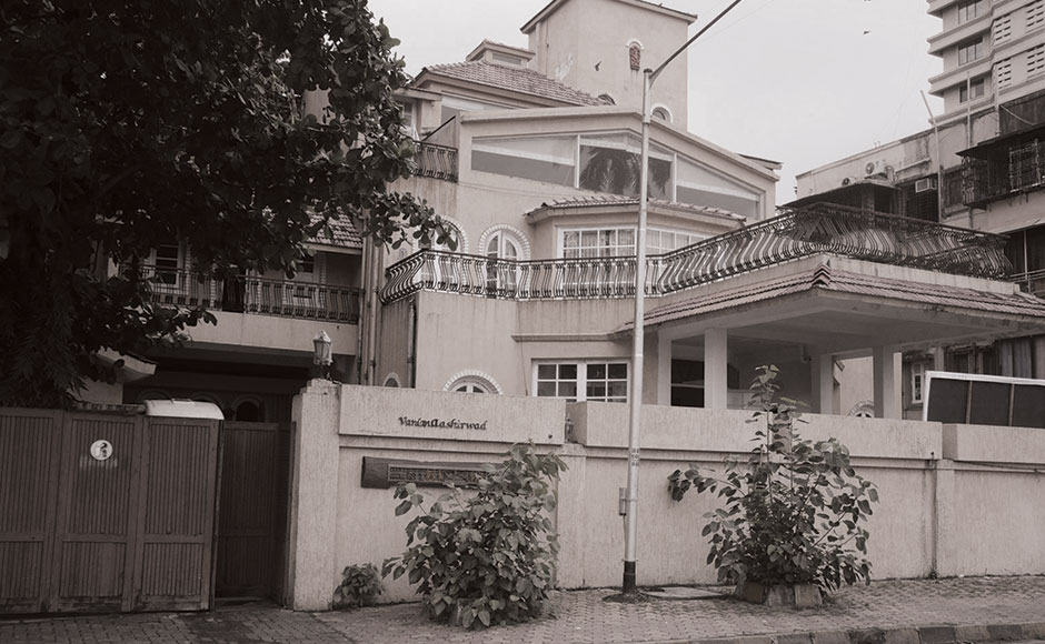 Khanna's family and Advani were also caught in a row over the name of the bungalow, which reportedly was quietly renamed by his daughters after his death in 2012 as Vardaan Aashirwad. However, the location of the demolished bungalow, where once thousands flocked together just for a glimpse of Bollywood's first superstar, will now be remembered as the place Rajesh Khanna once lived. Sachin Gokhale/Firstpost