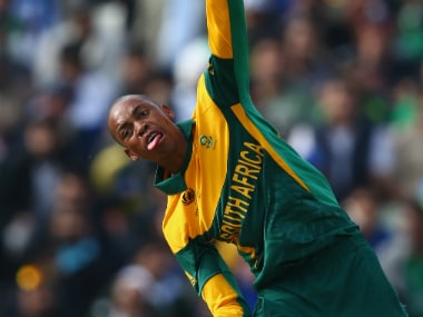File photo of Aaron Phangiso. Getty Images