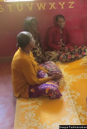 Ambika saw her baby born dead as a midwife and her mother-in-law attended to her. IndiaSpend