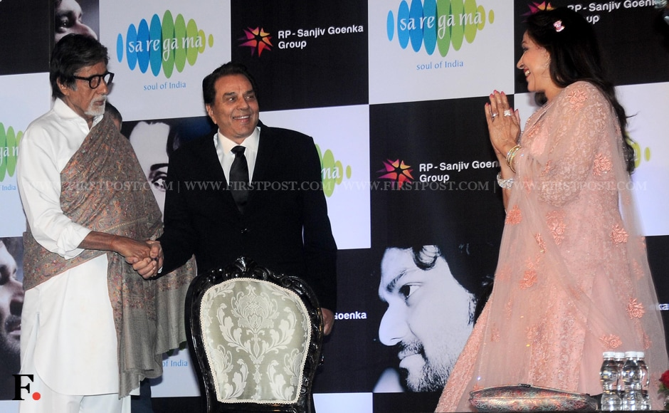 In an interview with Rediff, Hema Malini recounted working with Amitabh Bachchan as a rather wonderful experience. Both of them have worked together in several films including Aarakshan, Baabul, Veer-Zara, Bagbhan. Sachin Gokhale/Firstpost