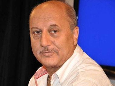 Anupam Kher. PTI