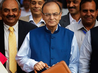 File photo of Arun Jaitley. AP