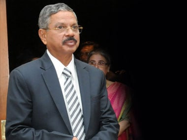 Justice HL Dattu will be appointed as NHRC chairperson. Image courtesy: PIB