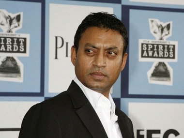 Irrfan Khan/ Reuters