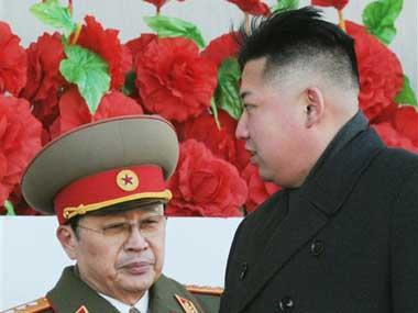 Kim Jong Un. AP