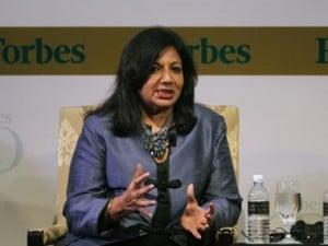 Kiran Mazumdar-Shaw. REUTERS/Bazuki Muhammad