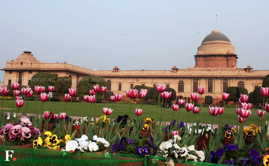 Members of the public will also be able to visit the Spiritual Garden, Herbal Garden, Bonsai Garden and Musical Garden, a press release issued by Rashtrapati Bhavan said. Naresh Sharma/Firstpost