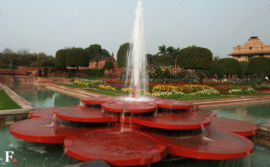 The Mughal Gardens will remain open for general public from 12 February to 19 March, (except on Mondays which are maintenance days) between 9.30 am to 4 pm. Naresh Sharma/Firstpost