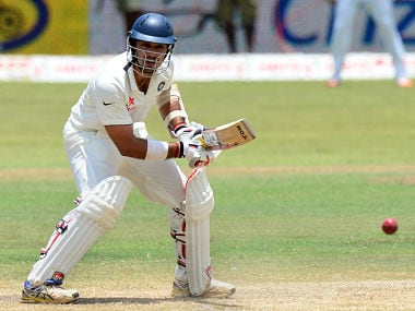 File picture of Naman Ojha. AFP