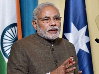 Prime Minister Narendra Modi. PTI image.