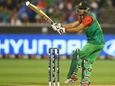 File picture of Nasir Hossain. Getty