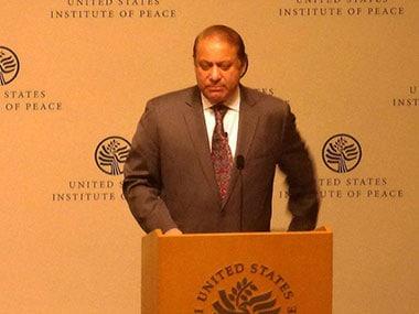 Nawaz Sharif. File photo. PTI