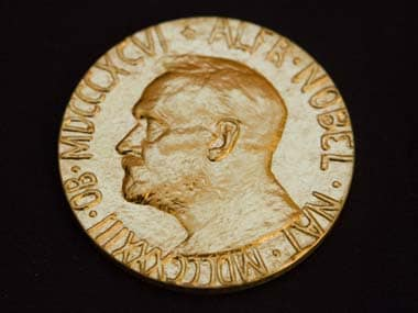 Nobel Peace Prize. Reuters