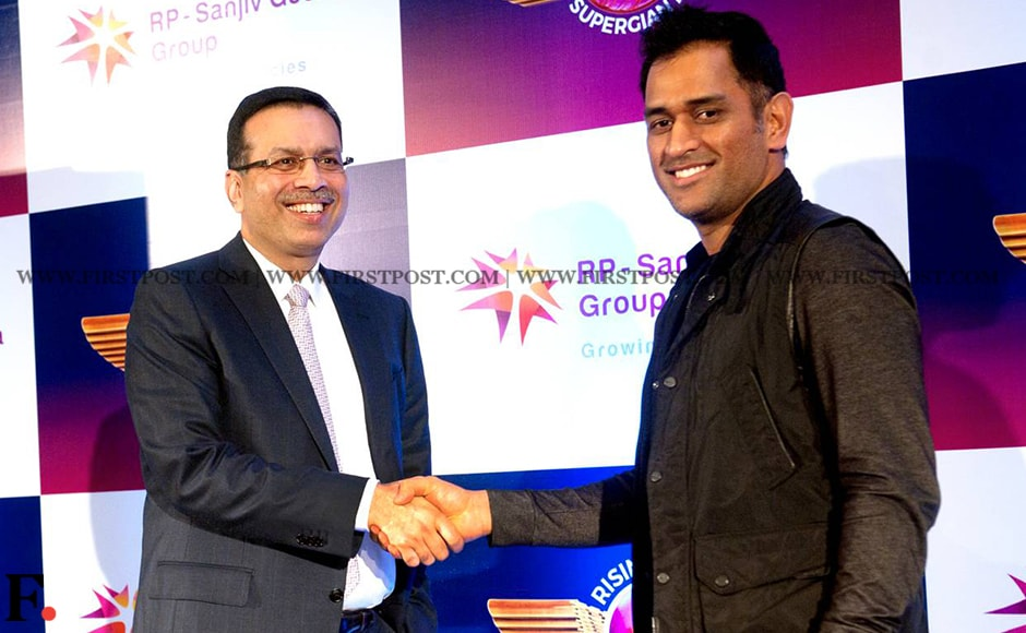 Dhoni said it feels 'different' to captain a new team in the Indian Premier League for the first time, after the Indian captain spent eight years with CSK. Image Credit: Naresh Sharma/Firstpost