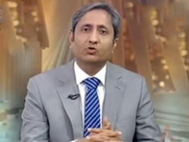 Senior journalist Ravish Kumar. Image courtesy: Screen grab from YouTube
