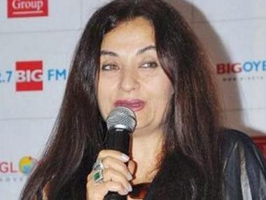 Salma Agha. IBN Live