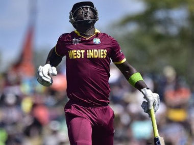 File picture of Darren Sammy. AFP