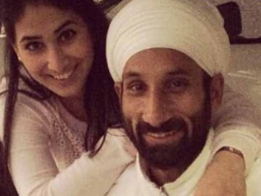 Sardar Singh and Ashpal Kaur Bhogal. Twitter