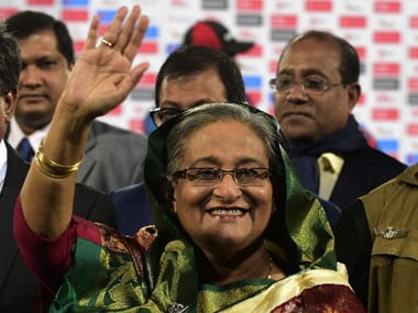 India need not worry about Bangladesh-China ties, says Sheikh Hasina, insists Dhaka will seek cooperation from all countries