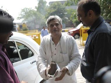 Sitaram Yechury. FIle photo. AFP