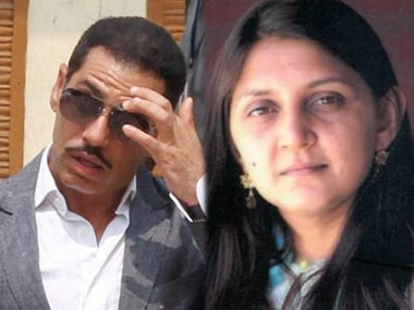 File images of Robert Vadra and Anar Patel. PTI