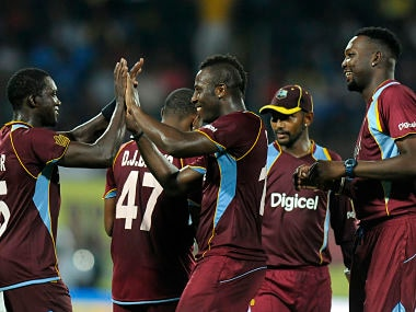 File image of West Indies cricket team. BCCI