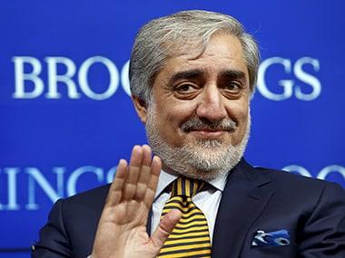File image of Afghanistan's chief executive Abdullah Abdullah. Reuters