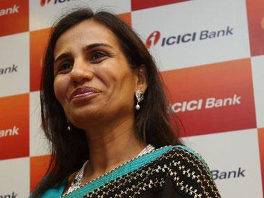 Chanda Kochhar, managing director and CEO, ICICI Bank