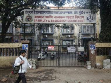 Representational image of Lokmanya Tilak Municipal General Hospital in Mumbai.REUTERS