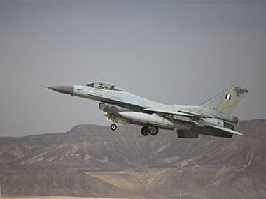 F16 fighter jet. (Representational image) GETTY