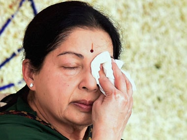 File image of J Jayalalithaa. PTI