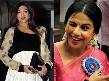 Vidya Balan vs Rituparna Sengupta: Casting choices for the Hindi remake of Bengali film 'Rajkahini'