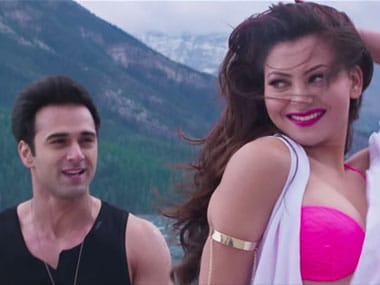 A still from 'Sanam Re'. Image Courtesy: Youtube